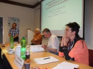 Veranstaltung zum AZR in Elmshorn